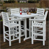 Polywood Captain 5 Piece Bar Set
