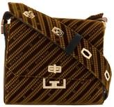 Givenchy medium Eden velvet cross-body bag