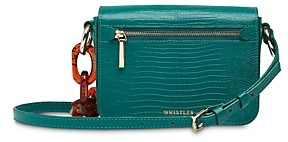 Whistles Odie Leather Crossbody Bag