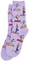 Hot Sox Yoga Socks