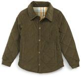 Tea Collection Rio Bermejo Reversible Cotton Jacket (Toddler & Little Boys)