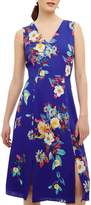 Phase Eight Belissa Floral Fit-and-Flare Dress