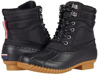 Tommy Hilfiger Rochelle (Bone/Brown) Women's Boots