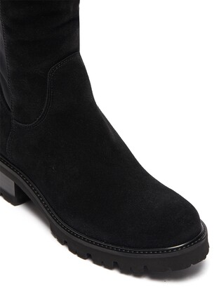 La Canadienne Cagney' Tall Suede Knee High Boots
