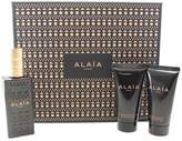 Alaia 3 Pc Gift Set (Eau De Parfum Spray 1.6 Oz + Body Lotion 1.6 Oz + Shower Gel 1.6 Oz) for Women, 1.6 fl. Oz.