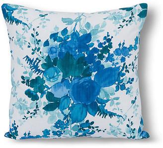 Kim Salmela Azariah 22x22 Pillow - Blue