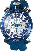 GaGa MILANO watch 6053.1-BLURUBBER Men's parallel import goods]