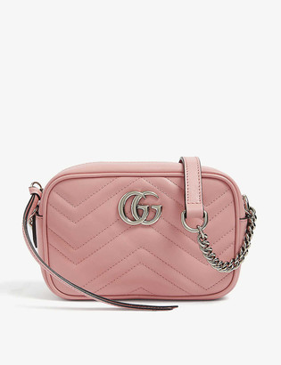 Gucci GG Marmont leather cross-body bag