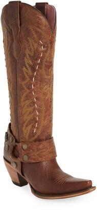 Lane Boots x Junk Gypsy Vagabond Harness Boot