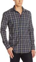 Bugatchi Men's Balboa Button-Down Shirt