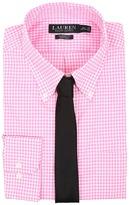Lauren Ralph Lauren Classic Button Down with Pocket Dress Shirt