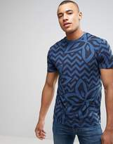 Celio T-Shirt with All Over Print