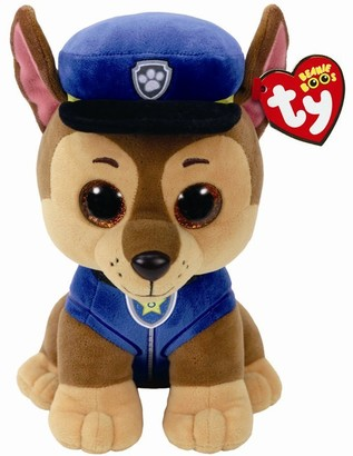 Ty Beanie Boos Chase Shepard Dog - Medium