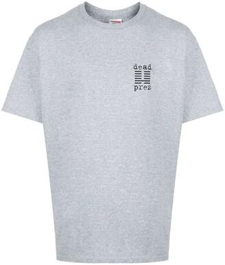 Supreme Dead Prez T-shirt