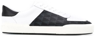 Amiri Colour-Block Low-Top Sneakers