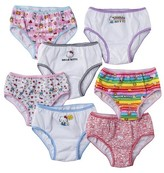 Hello Kitty Girls' 7-Pack Panty Set - Assorted