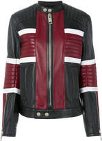 Les Hommes biker jacket