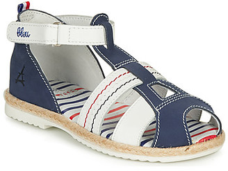 GBB COCORIKOO girls's Sandals in Blue