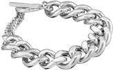 French Connection Medium Curb Chain Bracelet Bracelet