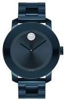 Movado Women's 'Bold' Crystal Marker Bracelet Watch, 36Mm