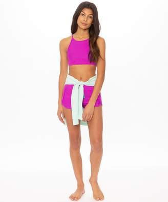Lululemon Water You Up To Swim Top *Reversible - Girls