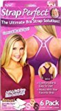 Oasis Strap Perfect the ultimate bra strap solution cleavage control 6 pack