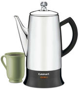 Cuisinart Classic 12-Cup Stainless Steel Percolator - PRC-12