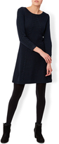Monsoon Cacey Cable Knitted Long Sleeve Dress