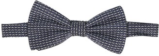 Canali Patterned Bow Tie