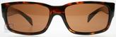 Serengeti Merano Sunglasses Dark Demi 7333 Polariserade 55mm