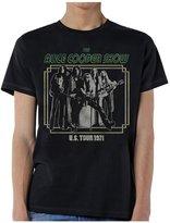 Global Alice Cooper Men's LITD '71 T-Shirt XL
