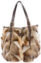 Tod's G-Bag Easy Grande Fox Tote