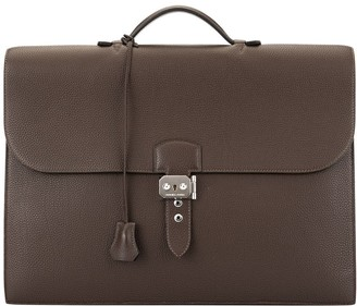 Hermes 1997 pre-owned Sac a Depeches 41 briefcase