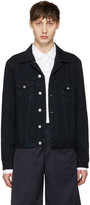 Acne Studios Black Denim Who Jacket