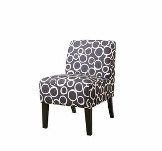Tedeschi Slipper Chair Ebern Designs Upholstery Color: Floral