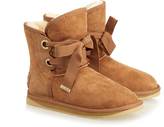 Australia Luxe Collective Chestnut Bedouin Short Shearling Boot