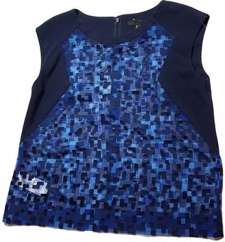 ICB Navy Top for Women