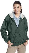 Classroom Uniforms Adult Unisex Lined Side Zipped Bomber Jacket