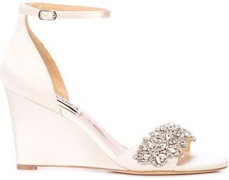 Badgley Mischka embellished Lauren sandals