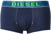 Diesel branded boxers - men - Cotton/Spandex/Elastane - S