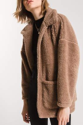 Z Supply Teddy Bear Coat
