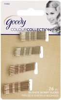 Goody Colour CollectionTM 26-Count Blonde Mini Bobby Pins