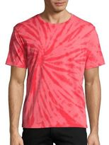 Ovadia & Sons Tie-Dyed Jersey Tee