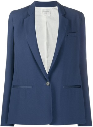 Forte Forte Single-Breasted Blazer