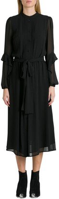 MICHAEL Michael Kors Voile Pinafore Dress