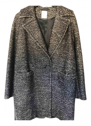 Hotel Particulier Anthracite Wool Coats