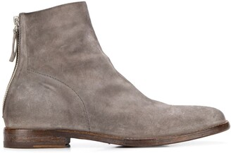 Moma Nottingham 20mm ankle boots