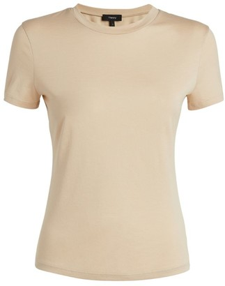 Theory Cotton Tiny T-Shirt