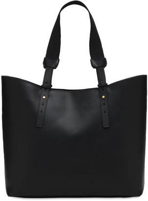 Il Bisonte Elba Mediterranea Leather Tote Bag