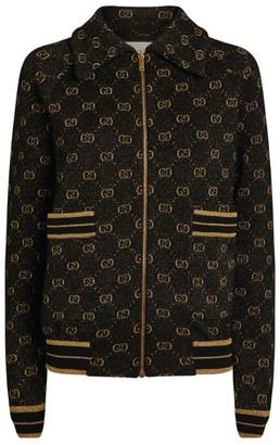 Gucci Wool-Rich Interlocking G Jacket